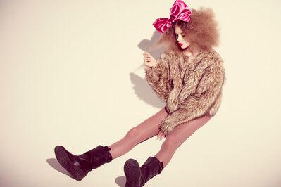 Amanda Pratt, 'My Furry Valentine 1'