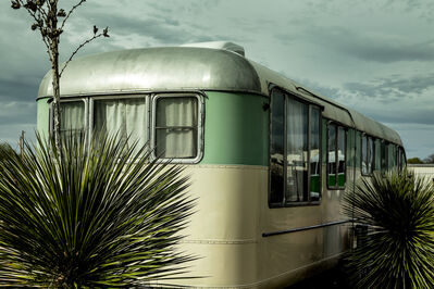 Pico Garcez, 'Big Green   Marfa, TX', 2014