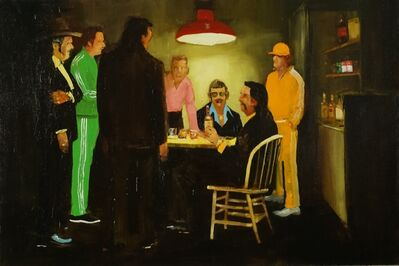 Michael Harrington, 'Whiskey Room', 2019