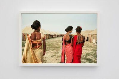 Guillaume Ziccarelli, 'Shalu, Manisha, Rishika', 2020
