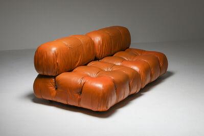 Mario Bellini, 'Set of 2 Mario Bellini 'Camaleonda' in Original Cognac Leather, 1970s', 1970s