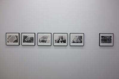 Lea Lublin, 'Dissolution dans l'eau pont marie – 17 heures, 1978 Paris 11th of May', 1978
