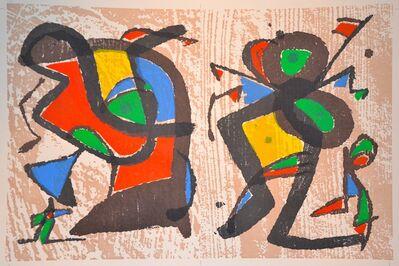 Joan Miró, 'Séduction', 1984