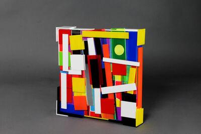 Gladys Colmenares, 'Moon box', 2017