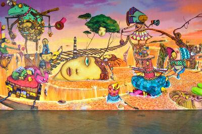 OSGEMEOS, 'Untitled', 2010