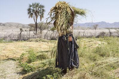 Margaret Courtney-Clarke, 'Erica Ganuses Harvests', 2018