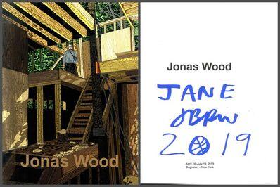 Jonas Wood, 'Jonas Wood Paintings (Signed & Inscribed)', 2019
