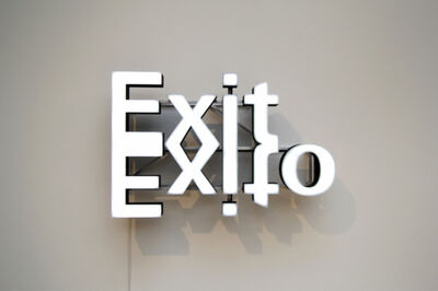 Jorge Wellesey, 'Exit', 2018