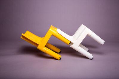 "Marco Zanuso and Richard Sapper, 'Children's chairs ""seggiolino. 4999""', 1961"