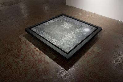 Simon Bilodeau, 'Ce que l'on ne voit pas qui nous touche: plateforme #1', 2014
