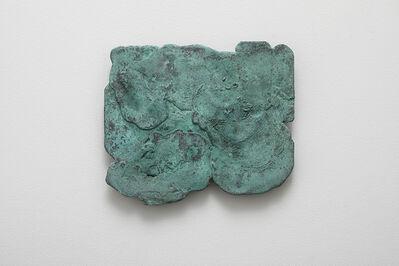 A Kassen, 'Bronze Painting (VI)', 2020