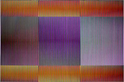 Carlos Cruz-Diez, 'Physichromie No 1051', 1976