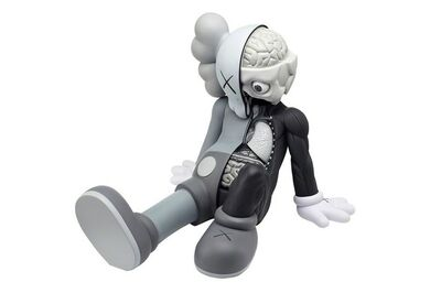 KAWS, 'RESTING PLACE GREY', 2013