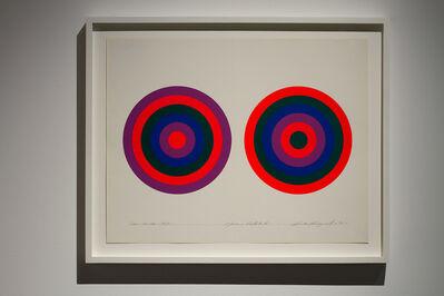 Claude Tousignant, 'Duo- 66-66-1969', 1971