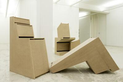Melissa Dubbin, 'Volumes for Sound', 2010