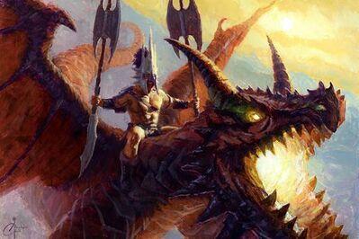Christopher Clark, 'Dragon Warrior', 2021
