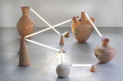 Ximena Garrido-Lecca, ' Fields of Polarity IV ', 2019