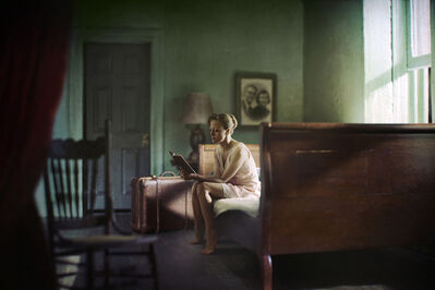 Richard Tuschman, 'Woman Reading', 2012