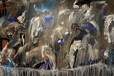 Soly Cissé, 'Hivernage I ', 2009