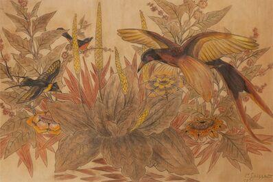 Gaston Suisse, 'Birds of Paradise', 1936