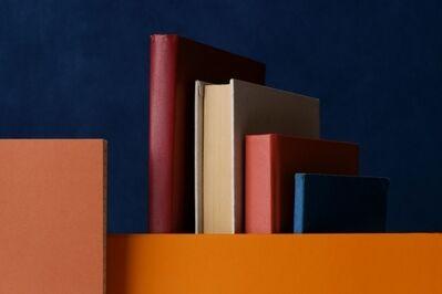 Vadim Gushchin, 'Books in the Box #1', 2017