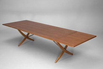 Hans Jørgensen Wegner, 'Large Dining Table, Model no. AT 302', ca. 1960