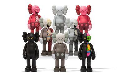 KAWS, 'Companion Set', 2016