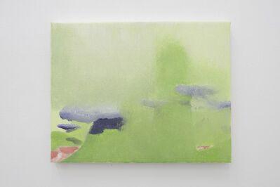 Hugo Pernet, 'Pink lake', 2021