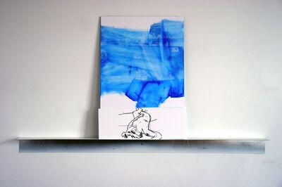 Yoann Van Parys, 'Au(s) Mont(s) sans(s) souci(s)', 2017