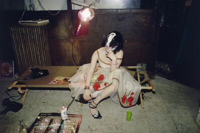 Nan Goldin, 'Trixie on the Cot, New York City', 1979