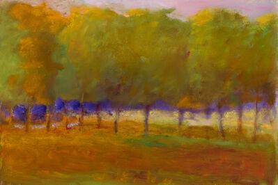 Wolf Kahn, 'The Weight of Summer', 2003