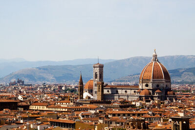 Filippo Brunelleschi, 'Florence Cathedral (Duomo), drum and dome', 1420-1436