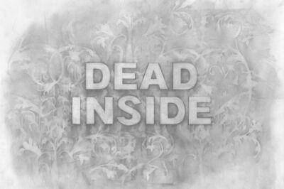 Amanda Manitach, 'Dead Inside', 2019