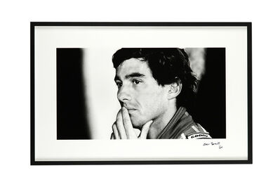 Chris Smith, 'Ayrton Senna', 1991
