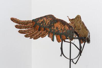 Rose English, 'Venus & Vulcan: Horse Wings', 1993
