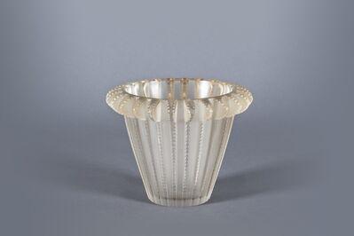 René Lalique, 'Vase Royat'