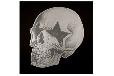 Ron English, 'Star Skull', 2011