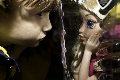 Elinor Carucci, 'A doll in a box', 2010