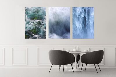 Lynn Savarese, 'Triptych (Custom Sizes and Framing Also Available)', 2017