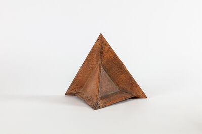 Conrad Shawcross RA, 'Perimeter Studies (Tetrahedron solid)', 2021