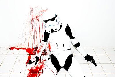 Tyler Shields, 'Dead Stormtrooper', 2012
