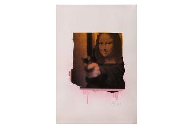 Nick Walker, 'Mona Shot', 2006