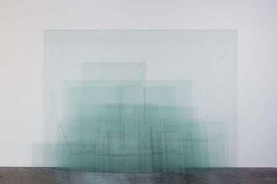 Wilfredo Prieto, 'Transparencia, oscura, sucia (Transparent, Dark, Dirty)', 2015
