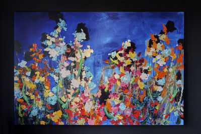Arne Quinze, 'Wild Blue Yonder 190426', 2019