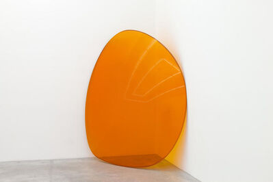 Alex Israel, 'Lens (Orange)', 2015