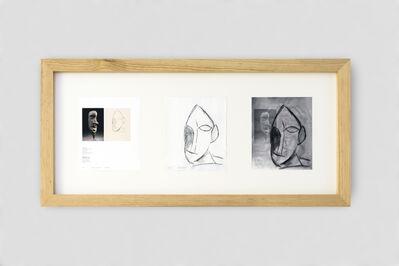 Cristobal Gracia, 'Ejercicio de copia, falsificación, restauración I', 2018