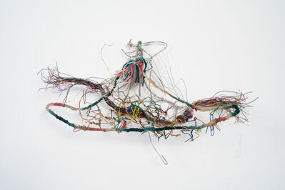 Lonnie Holley, 'Two Ships', 2011