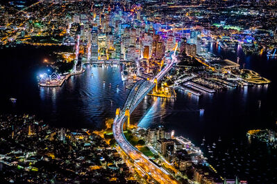 Vincent Laforet, 'Sydney VII', 2015