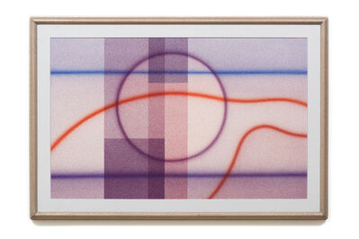 Raymond Jonson, 'Watercolor No. 34', 1944