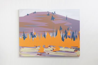 Douglas Coupland, 'Thomson Tamarack', 2016